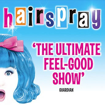 Hairspray at the Shaftesbury Theatre