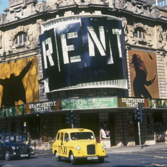 Picture of the Shaftesbury Theatre
