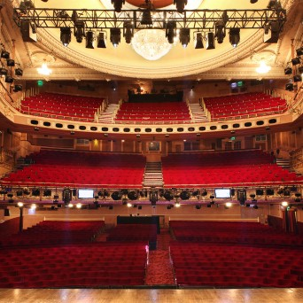 Accessibility at the Shaftesbury Theatre