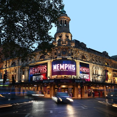 About the Shaftesbury Theatre