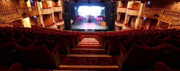 Hire the Shaftesbury Theatre