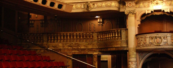 About the Shaftesbury Theatre - Inside